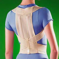 Бандажи на грудной отдел позвоночника