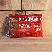 Сардины King Oscar, Balticke Sardinky в нежном томатном соусе 110 г.