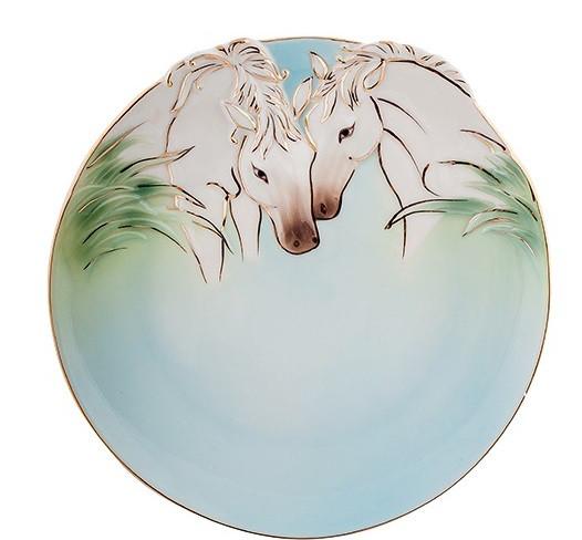 Фарфоровая посуда Pavone Дизайн Лошади