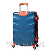 Валіза Bonro Next (великий) синій, фото 2