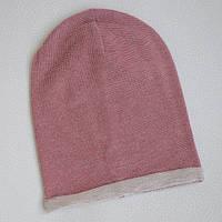 Детская шапка бини. Бордо. Размеры: 50-52,52-54, 54-56 см