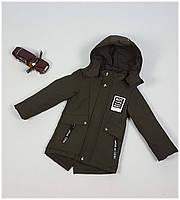 Куртка для мальчика BF 707 весна-осень, размеры 110 см 116 см 134 см, фото 1