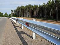 Пленка световозвращающая для отражающих элементов на барьерах и ограждениях