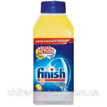 Finish средство для чистки посудомоечных машин Лимон, 250 мл, фото 2