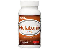 GNC Melatonin 1 120 veg (lozenges cherry)