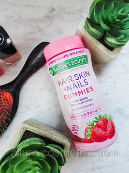 :евательные мультивитамины для здоровья волос, кожи, ногт Nature's Bounty Optimal Solutions Hair, Skin & Nails