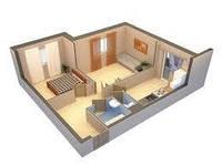 Генеральная уборка 2 комнатная (до 70 м.кв.)
