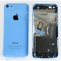 Корпус для мобильного телефона Apple iPhone 5C голубой