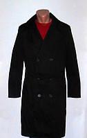 Шерстяное Мужское Пальто от Mario Brigotti Размер: 60-4XL