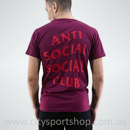 Футболка ASSC бирка Anti Social social club Качество бомба, фото 2