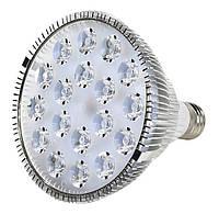 LED фитолампа для растений 18w(18x1w)