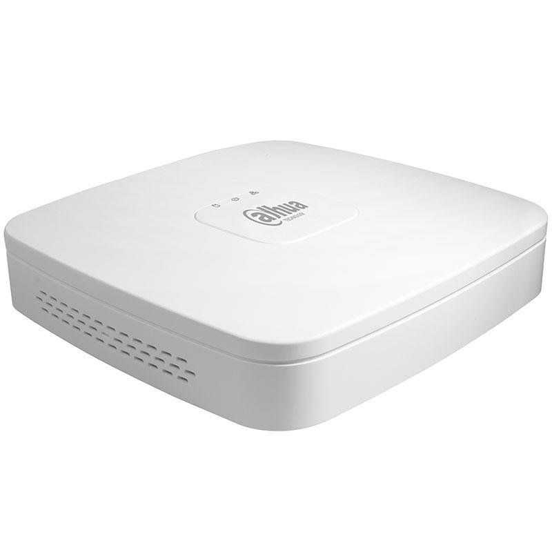 4-канальный Smart PoE 1U сетевой видеорегистратор DH-NVR2104-P-S2