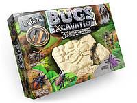 Набор для творчества DankoToys DT BEX-01-01 роскопки Bugs Excavation
