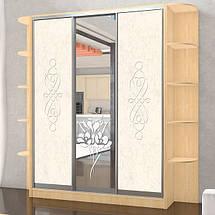 Шкаф-купе трехдверный 180 см, фото 3