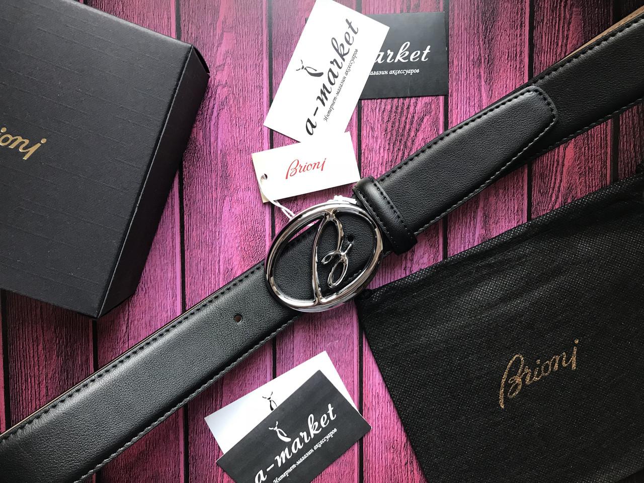 65044301541c Ремень из натуральной кожи брендовый мужской женский кожа Brioni реплика  премиум ...
