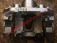 Cуппорт передний левый в сборе  Ланос Lanos Сенс Sens с направляющими и пыльниками Корея DSA 96273700