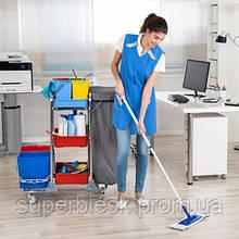 Генеральная уборка офиса до 50 м. кв.