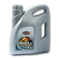 Синтетическое моторное масло Gema Oil Formula S 5w30 ECS 5L