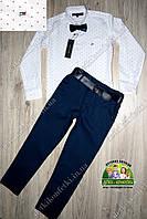 Костюм праздничный для мальчика рубашка Armani и брюки, фото 1