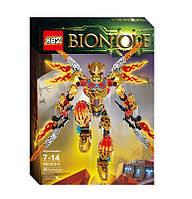 "Конструктор KSZ 612-4 Bionicle (аналог Lego) ""Таху - Объединитель Огня"", фото 1"