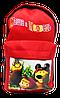 Детский рюкзак красного цвета FNB-005315