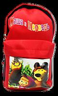 Детский рюкзак красного цвета FNB-005315, фото 1