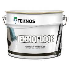 Текнос текнофлор TEKNOS teknofloor 9л. База3