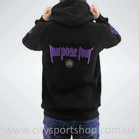 Худи с принтом STAFF Purpose The World Tour