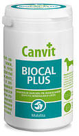 Канвит (Canvit) Биокаль Плюс - Кальций и коллаген для костей и суставов собак 1кг (± 1000 табл)