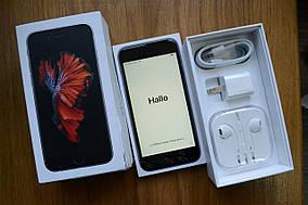 Apple Iphone 6s 64Gb Space Gray Icloud Neverlock Оригинал!