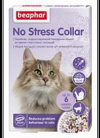 Beaphar No Stress Collar - успокаивающий ошейник для снятия стресса у котов 35см (13228), фото 2