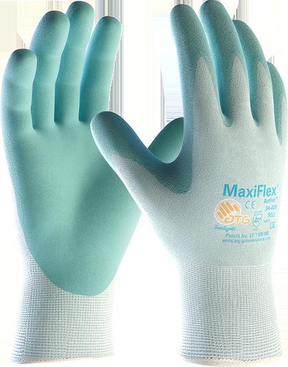 Защитные рабочие перчатки для женщин MaxiFlex® Active™ 34-824