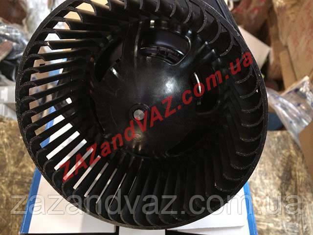 Вентилятор отопителя печки Ланос Lanos Сенс Sens Лузар Luzar 96271363 LFh 0563