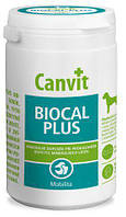 Канвит (Canvit) Биокаль Плюс - Кальций и коллаген для костей и суставов собак 0.23кг (± 230 табл)