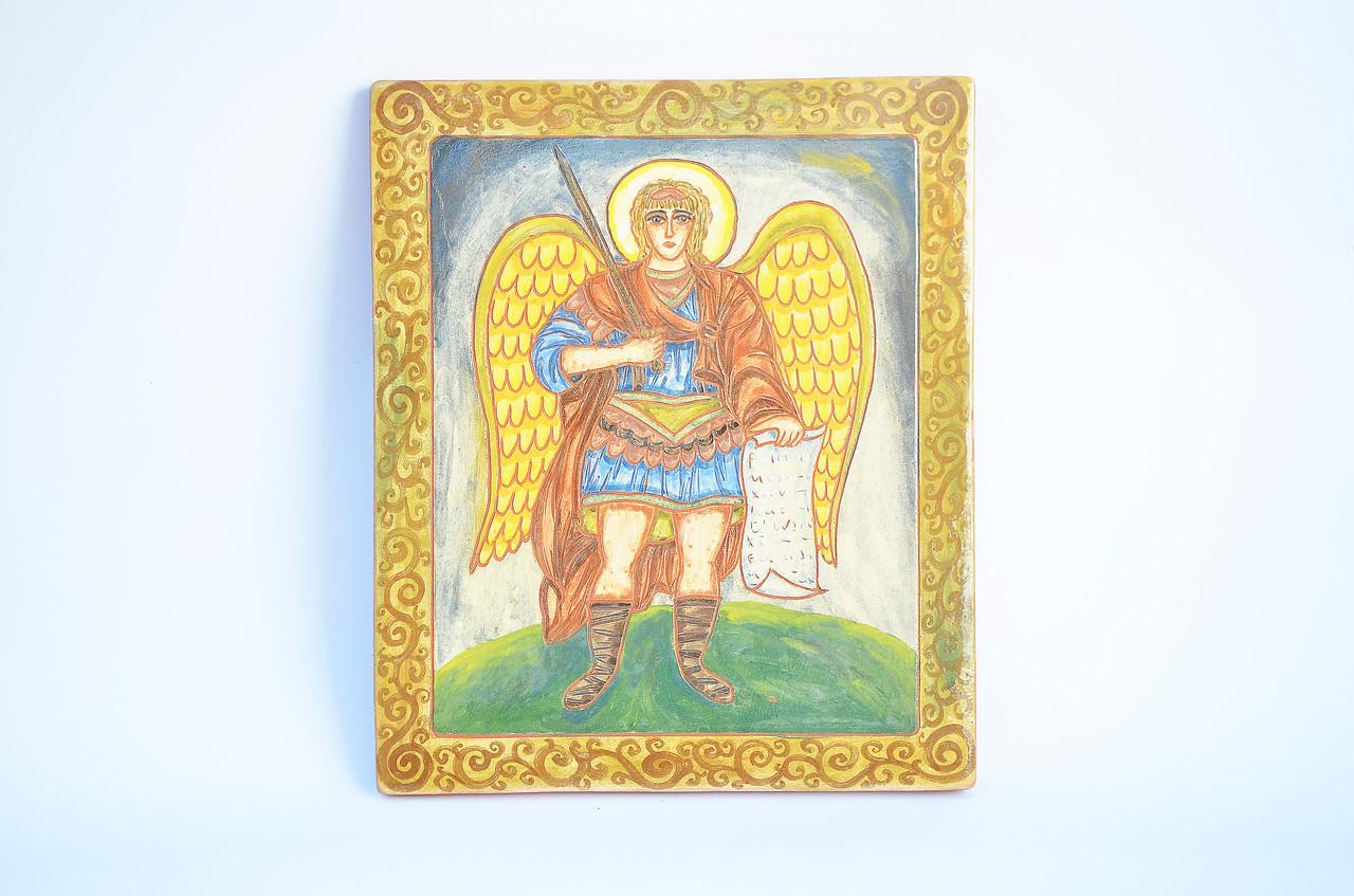 Икона, плитка керамическая