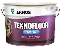 TEKNOS teknofloor aqua 0.9л. База1