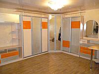 Шкаф-кровать в комплекте с угловой стенкой, фото 1