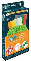Набор аксессуаров для 3D-ручки 3Doodler Start - ДИНОЗАВРЫ (48 стержней, 2 шаблона) ТМ 3Doodler Start 3DS-DBK-DN-COM