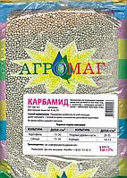 Карбамид (мочевина) удобрение 1кг Агромаг (N=46,2%)