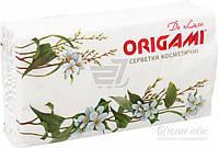Салфетки гигиенические в пленке Origami De Luxe 150 шт.