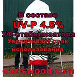 Агроволокно р-50g 3,2*50м біле UV-P 4.5% Premium-Agro Польща, фото 8