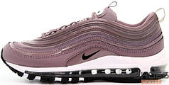Женские кроссовки Nike Air Max 97 Taupe Grey Purple