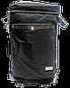 Рюкзак сумка городской из полиэстера черного цвета HRR-074324