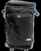 Рюкзак сумка городской из полиэстера черного цвета HRR-074324, фото 1