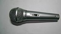 UDM-48C микрофон пластмассовый металлик