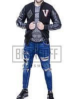 Мужская куртка-бомбер LOUIS VUITTON
