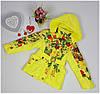 Куртка для девочки 66-212 весна-осень, размеры на рост от 116 до 140, возраст от 5 до 10 лет