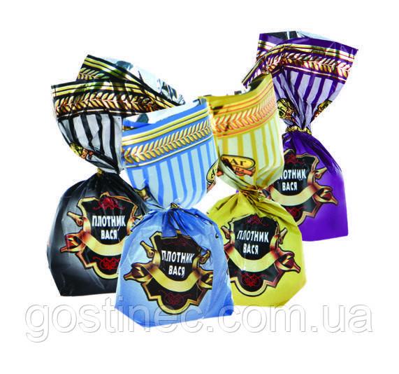 Шоколадні цукерки Тесля Вася Атаг з різними смаками