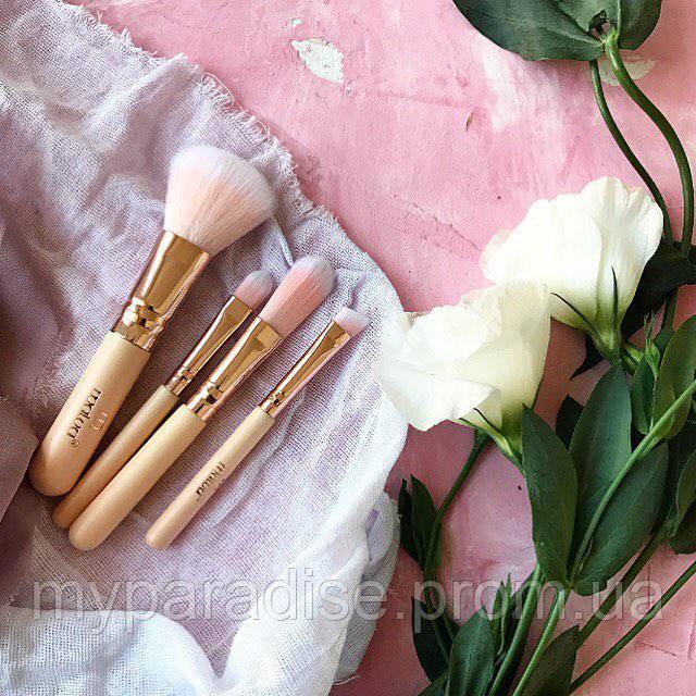 Набор кистей для макияжа Malva Compact