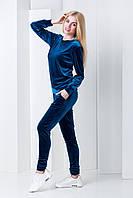 Женский бархатный костюм Шаралин